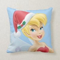 Disney Tinker Bell Pillows - Decorative & Throw Pillows ...