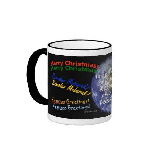 'Tis the Season - In Any Culture or Religion - Mug mug