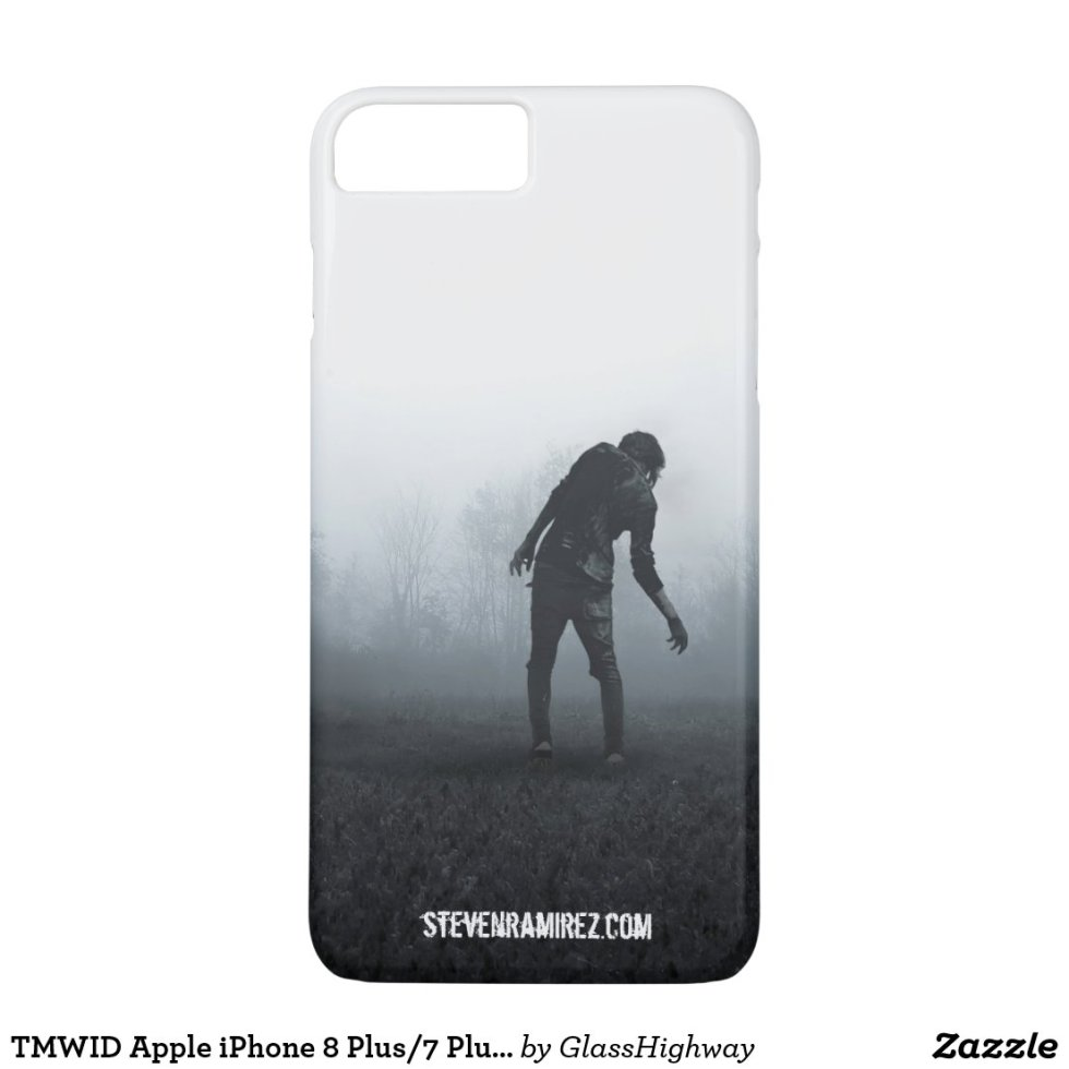 TMWID Apple iPhone 8 Plus/7 Plus Zombie Phone Case