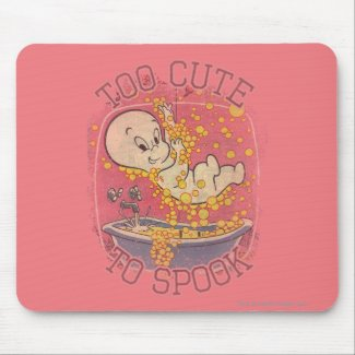Too Cute To Spook Mousepads