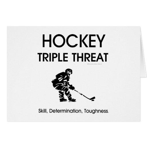 Hockey Coach Cards, Hockey Coach Card Templates, Postage