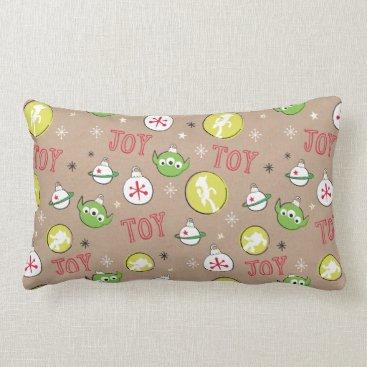 Toy Story | Peace Joy Toy Lumbar Pillow