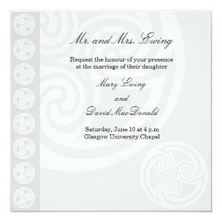 Mesmerizing Celtic Wedding Invites 49 In Invitation Templates With