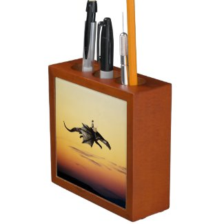 Treasure Hunting Pencil Holder