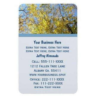 Tree Business:Premium Magnet premiumfleximagnet