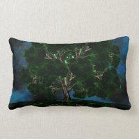 Tree of Life Lumbar Pillow