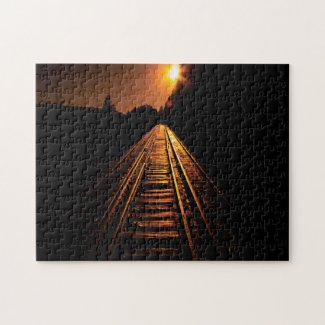 """Trestle Dawn"" Photo Puzzle"