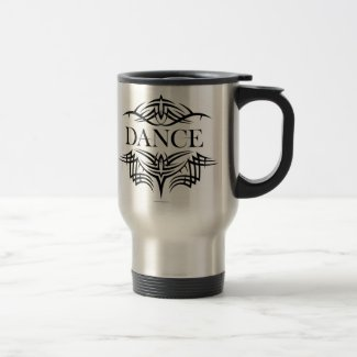 Tribal Dance (plain) Coffee Mug