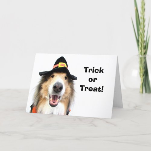 Trick or Treat! Halloween Cards