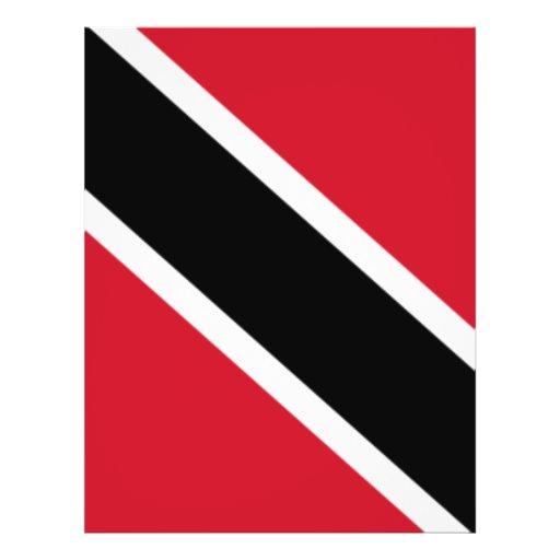 Trinidad and Tobago Products & Designs! Flyer | Zazzle
