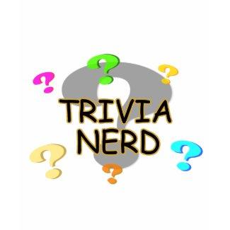 Trivia Nerd shirt