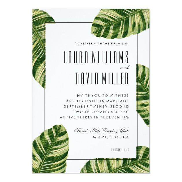 Modern Wedding Invitations Mimoprints