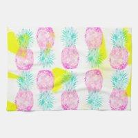 Yellow Kitchen Towels | Zazzle