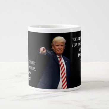 Trump Father's Day Jumbo Mug