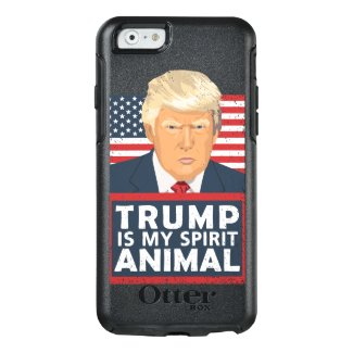 Trump is My Spirit Animal Funny OtterBox iPhone 6/6s Case