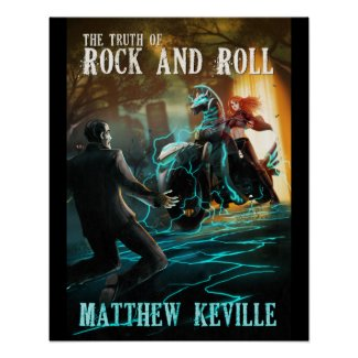 Truth of Rock and Roll Poster