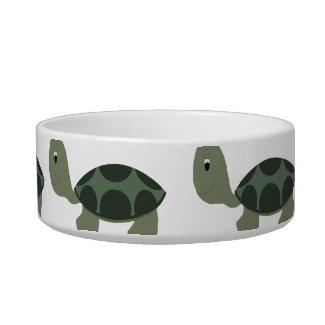 Turtle Pet Bowl petbowl