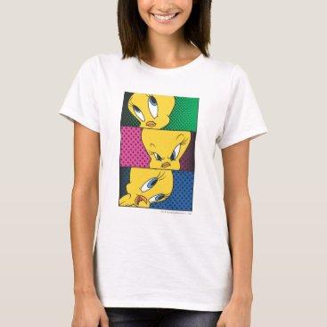 Tweety Comic Panels T-Shirt