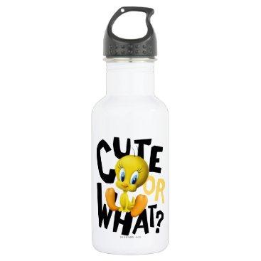 TWEETY™- Cute Or What? Water Bottle