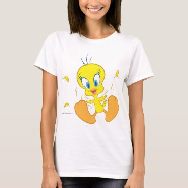 Tweety In Action Pose 5 T-Shirt