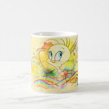 Tweety In Rainbows Coffee Mug