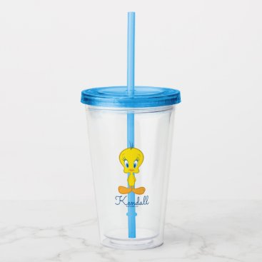 TWEETY™ | Innocent Little Bird Acrylic Tumbler