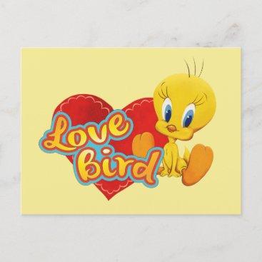 TWEETY™ - Love Bird Holiday Postcard
