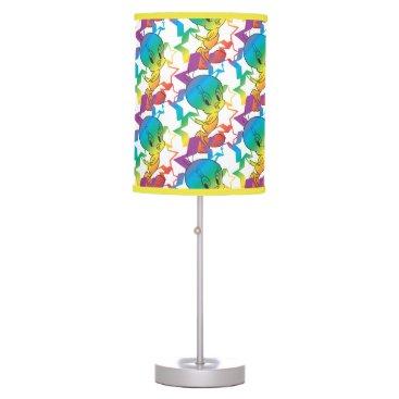 Tweety Rainbow Stars Table Lamp