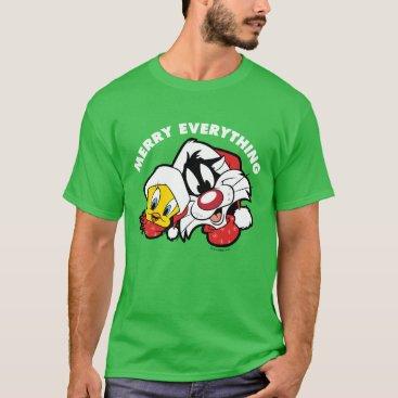"TWEETY™ & SYLVESTER™ ""Merry Everything"" T-Shirt"
