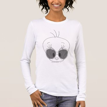 Tweety with Shades Long Sleeve T-Shirt