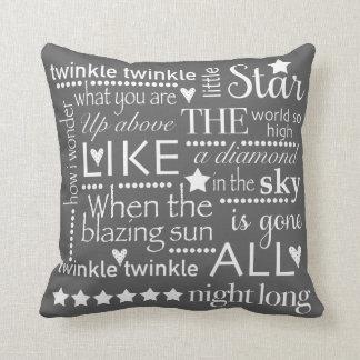 Words Pillows