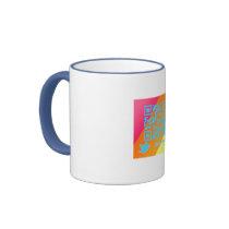 Twitter DanBizet QR Code Mug