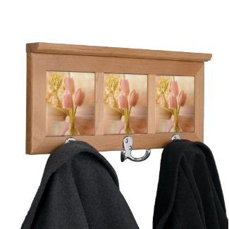 Two Vases Coat Rack