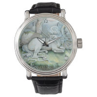 Unicorn Fantasy Art by Molly Harrison Watch