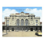 Union Station, Denver, Colorado Vintage Postcard
