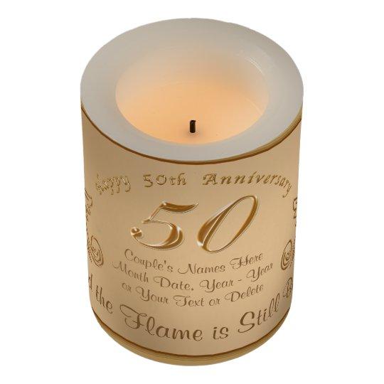 unique 50th anniversary gift
