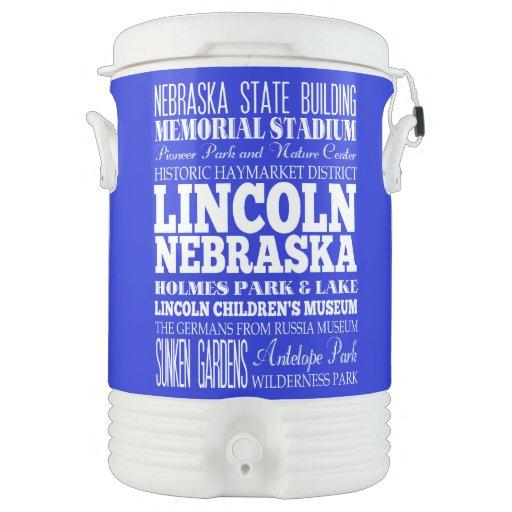 Unique Lincoln Nebraska Corporate Gift Idea Igloo