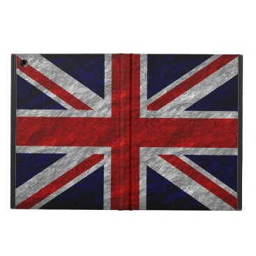 United Kingdom Flag Vintage 3 Case For iPad Air