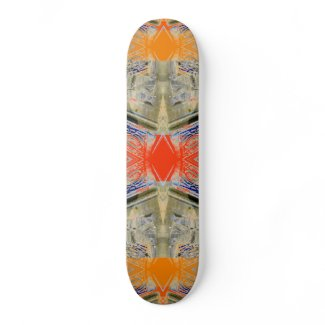 Unusual Skateboard Deck 6 CricketDiane