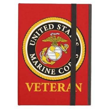 US Marine Official Seal - Veteran Cover For iPad Air