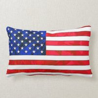 USA FLAG Pillow | Zazzle
