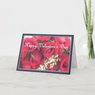 Valentine's Day Card (7) - Personalize/Customize card
