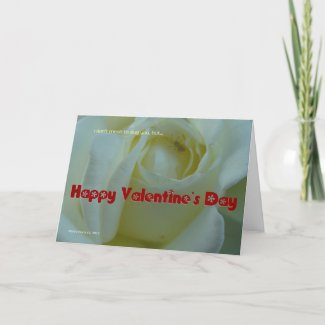 Valentine's Day Card (8) - Personalize/Customize card