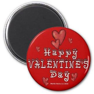 Valentine's Day Magnet (1) magnet