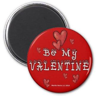 Valentine's Day Magnet (2) magnet