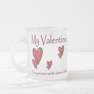 Valentine's Day Mug (2) mug