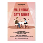 Valentine's Day Party Invitation Flyer