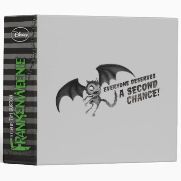 Vampire Cat: Everyone Deserves a Second Chance 3 Ring Binder