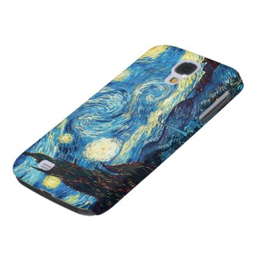 Van Gogh Starry Night Samsung Galaxy S4 Case