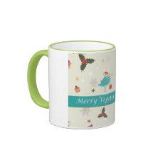 Vegan Christmas Gifts mug